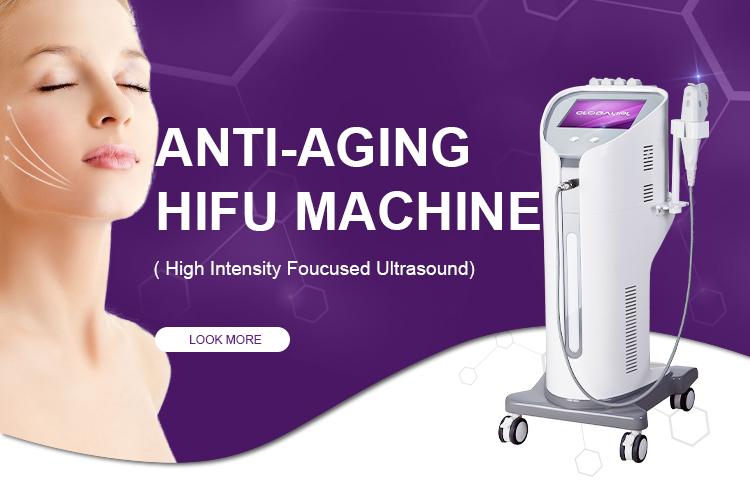 Focused Ultrasound Wrinkle Removal Hifu Machine US310A