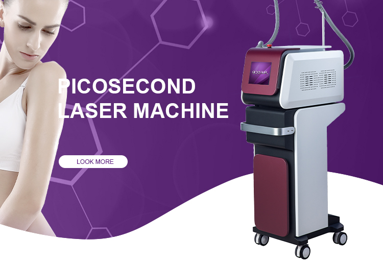 755NM Picosecond Laser Tattoo Removal Machine US506B