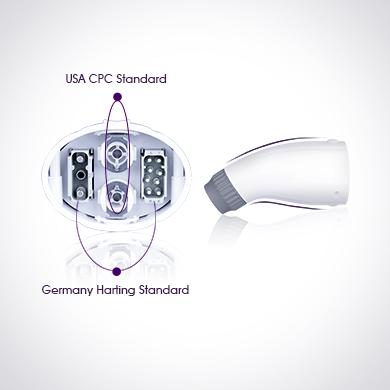 IPL RF E-Light YAG Laser Medical Beauty Equipment US002H-3H