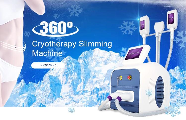 Fat Freezing Weight Loss Cryolipolysis Body Slimming Machine US601N-4