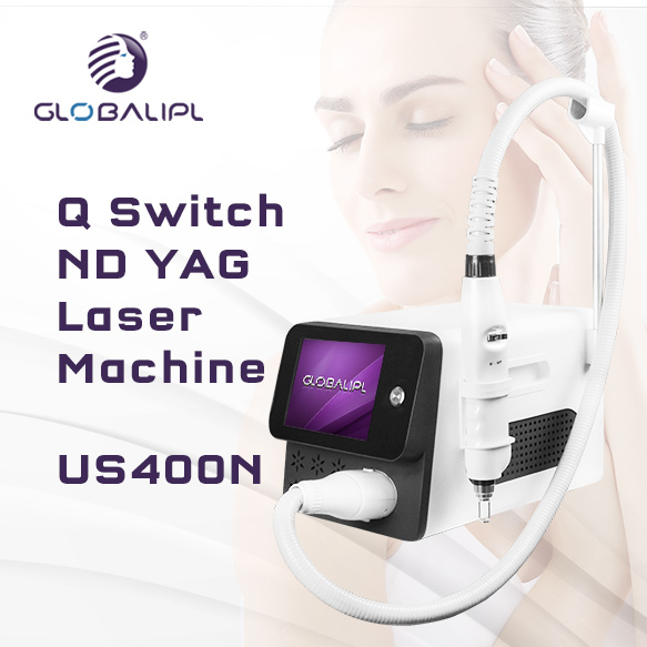 Q Switch Nd Yag Laser Machine US400N