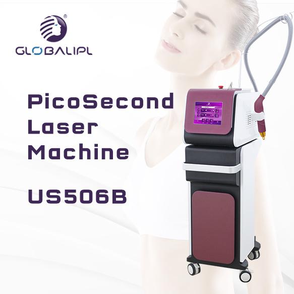755NM Picosecond Laser Tattoo Removal Machine US506B