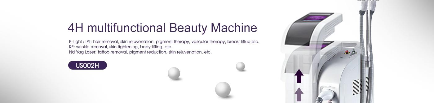 2500W 4H Intelligent Beauty Machine US002H