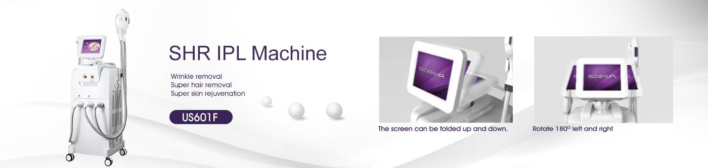 3 In 1 Shr Ipl Opt Machine US601F