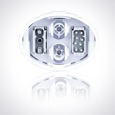 1600MJ Q Switch Nd Yag Laser Machine US406