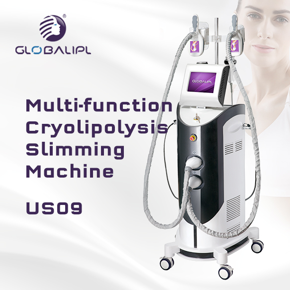Multi-function Cryotherapy Slimming Machine US09