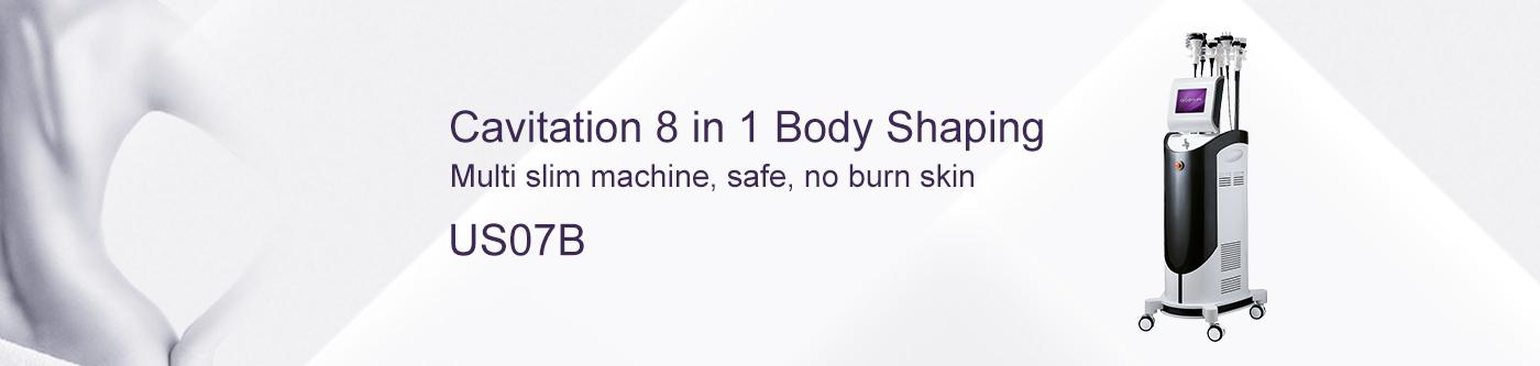 8 In 1 Multi-function Slim Beauty Machine US07B