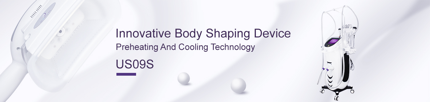 Silicone Handle Cryotherapy Slimming Machine US09S