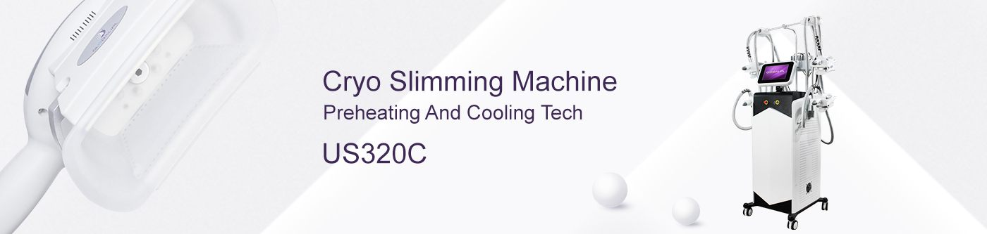 4 Handles Cryolipolysis Slimming Machine US320C
