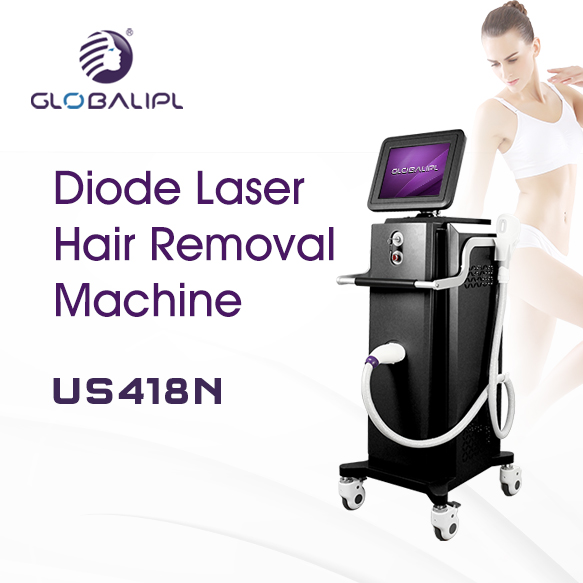 High Power Diode Laser Hair Removal Machine US418N