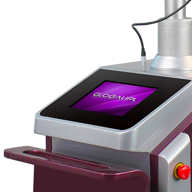 1064/532nm YAG Laser Tattoo Removal Machine US412C