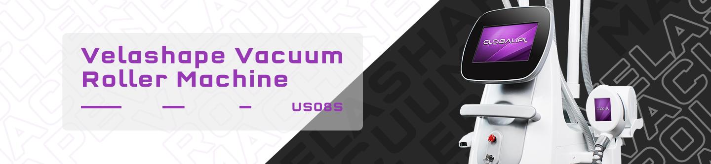 Vela Shape Vacuum Roller RF Lifting Machine US08S