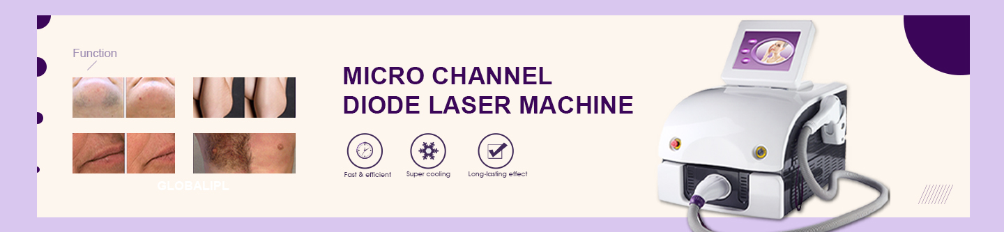 Cooling Big Power Laser Hair Treatment 808nm Diode Laser Hair Removal US420