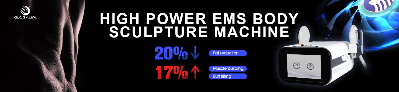 Electromagnetic Teslasculpt Hi-EMT Slim Machine US380F